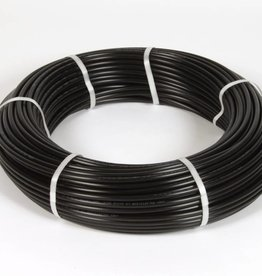 Vari Plus Air hose PE ø10x8 mm, BLACK / 100m