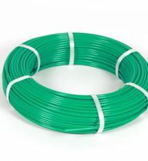 Vari Plus Air hose PE ø6x4mm, GREEN / 100m