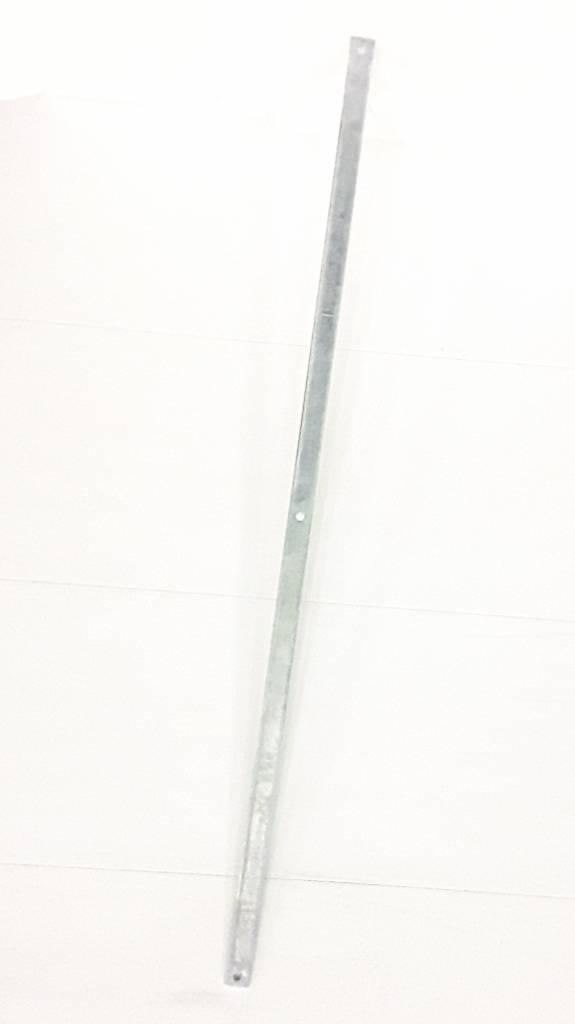 Vari Plus Coupling strip attached to pull rod Vari Plus galva