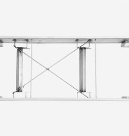 Vari Plus Vari Plus Middle frame 2106x690 mm galva