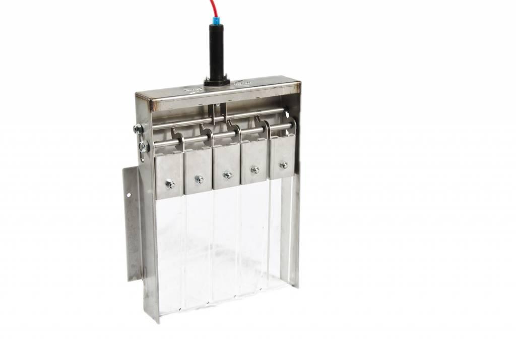 Pro Dromi® Easy Catch plexiglass bar