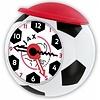 Ajax  Wekker ajax bal rood/wit cap