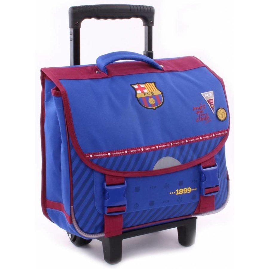 Trolley rugzak Barcelona We are: 38x31x15 cm (490-8799)
