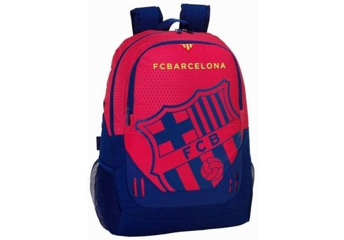 FC Barcelona Rugzak barcelona rood Blaugrana: 44x32x16 cm (611572665)