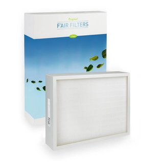 J.E. StorkAir Filtre à particules fines pour boîtier filtre DN 150