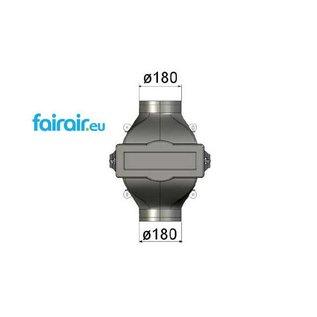 Feinstaubfilter passend für filterbox DN 180