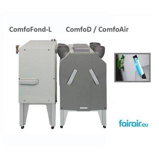 Zehnder ComfoFond-L (Eco)