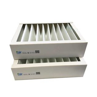 PAUL PAUL DEFROST PRE-HEATER BOX 160 / ISO-FILTERBOX DN 160  250x350x94mm