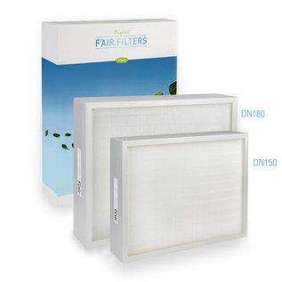 Zehnder JE StorkAir Particulate Filter filterbox DN180