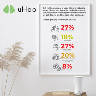 uHoo The Most Advanced Indoor Air Quality Monitor, uHoo
