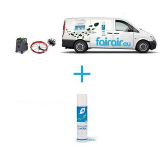 fairair Groen Onderhoud Mechanische Ventilatie (MV) + Luchtkanalen