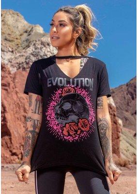 BOM FIT BRASIL Top Skull Evolution
