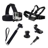 5 in 1 GoPro Accessoires Set