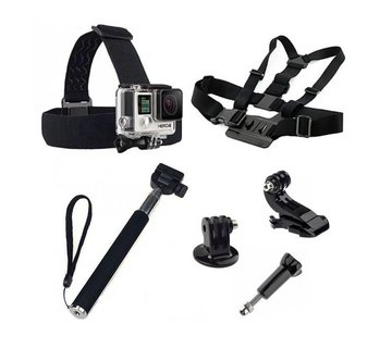 5 in 1 GoPro Accessoires Set