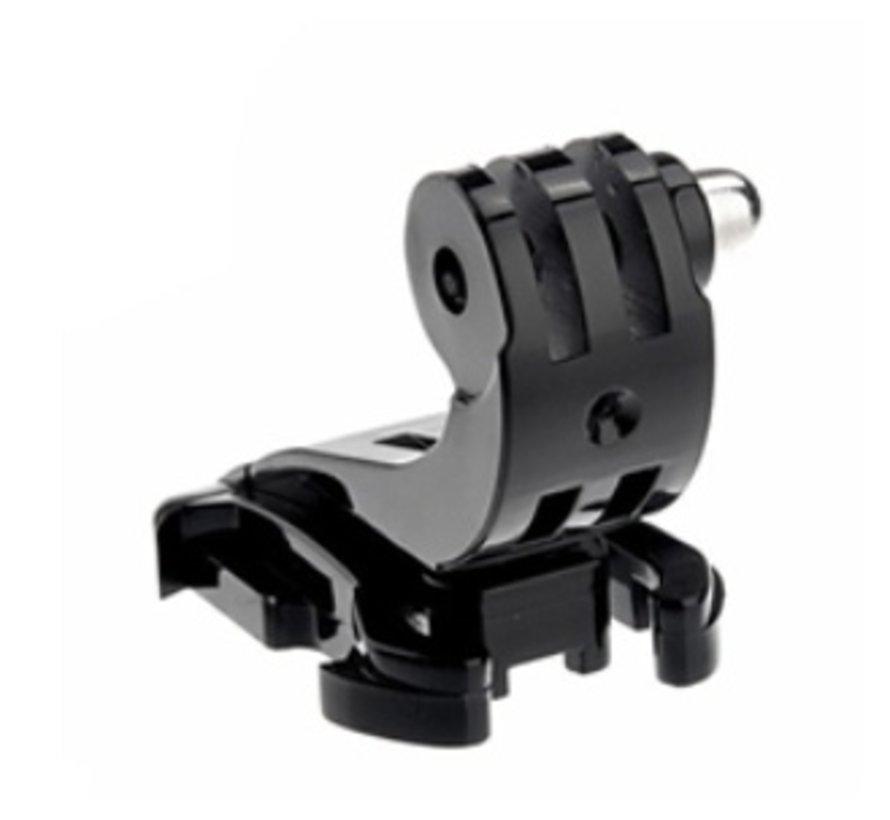 jHook mount voor GoPro en meer sport cameras