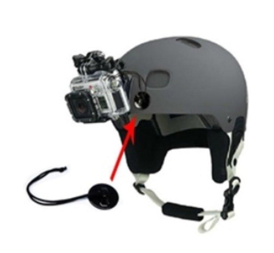 Tether Beveiligingskoord voor GoPro en meer sport cameras (Set van 2 stuks)
