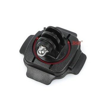 Adhesive 360 Rotatie mount voor GoPro en meer sport cameras