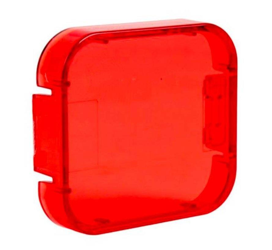 Red Dive Filter voor GoPro Hero 5 en Hero 6