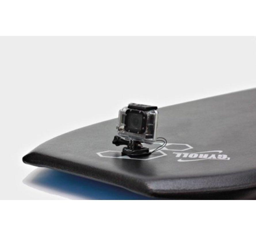 Bodyboard Mount voor GoPro en andere actie camera's