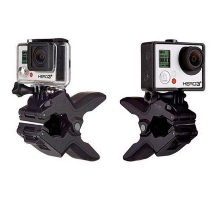 Jaws Flex Clamp - Klem met Flexibele nek voor GoPro