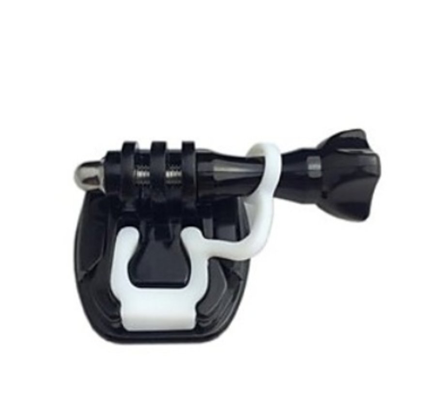 Rubber Locking plug voor GoPro mounts