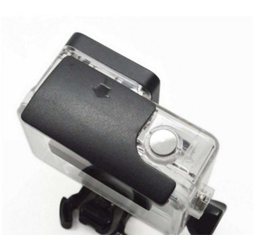 Lock buckle behuizing voor GoPro 3+ en 4