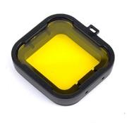 Gele Duik Filter GoPro Hero 3+/4