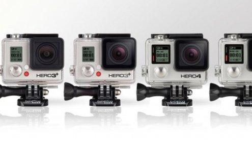 GoPro Hero 3+ VS GoPro Hero 4; Wat zijn de verschillen?