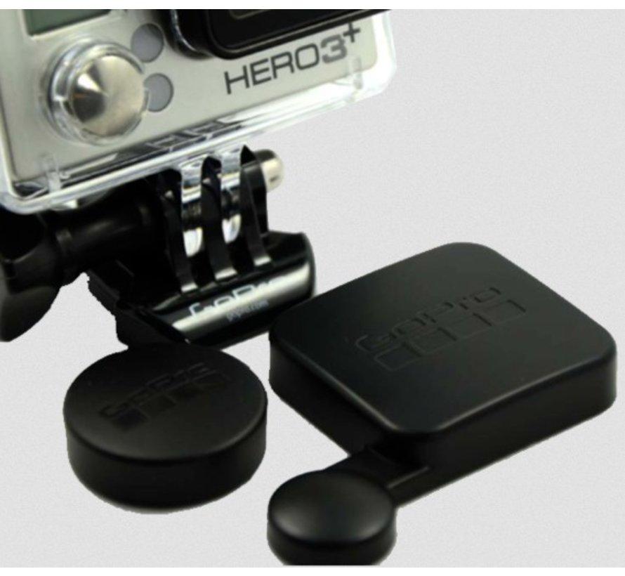 Lens Kapjes voor GoPro Hero 3+ en 4
