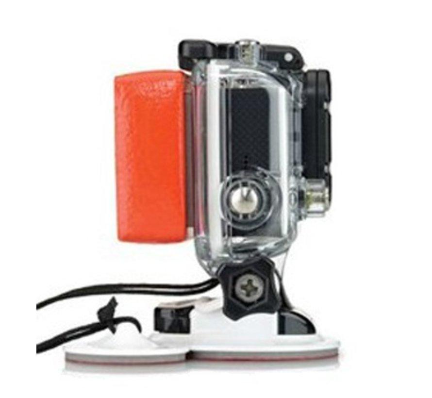 Floaty drijver voor GoPro en andere sport cameras