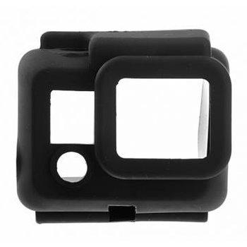 Silicone behuizing voor de GoPro Hero 3 en 4
