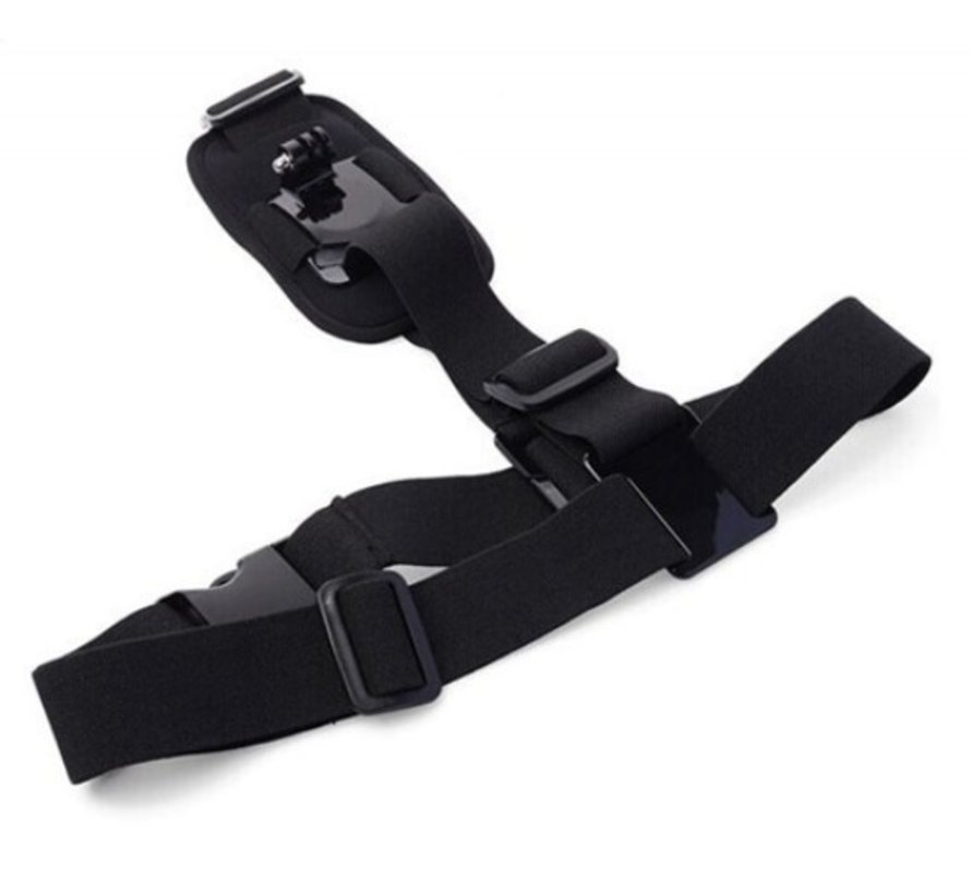 Shoulder Strap Harnas voor GoPro en andere sportcams