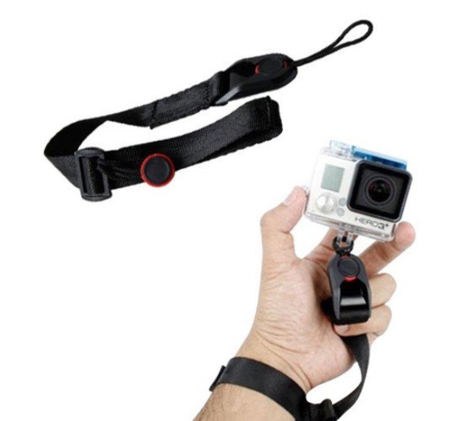 Luxe Polskoord voor GoPro en meer sportcams