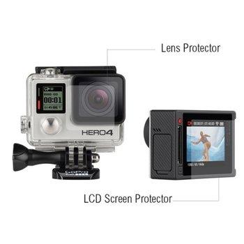 Lens Protectors voor GoPro Hero 4 silver