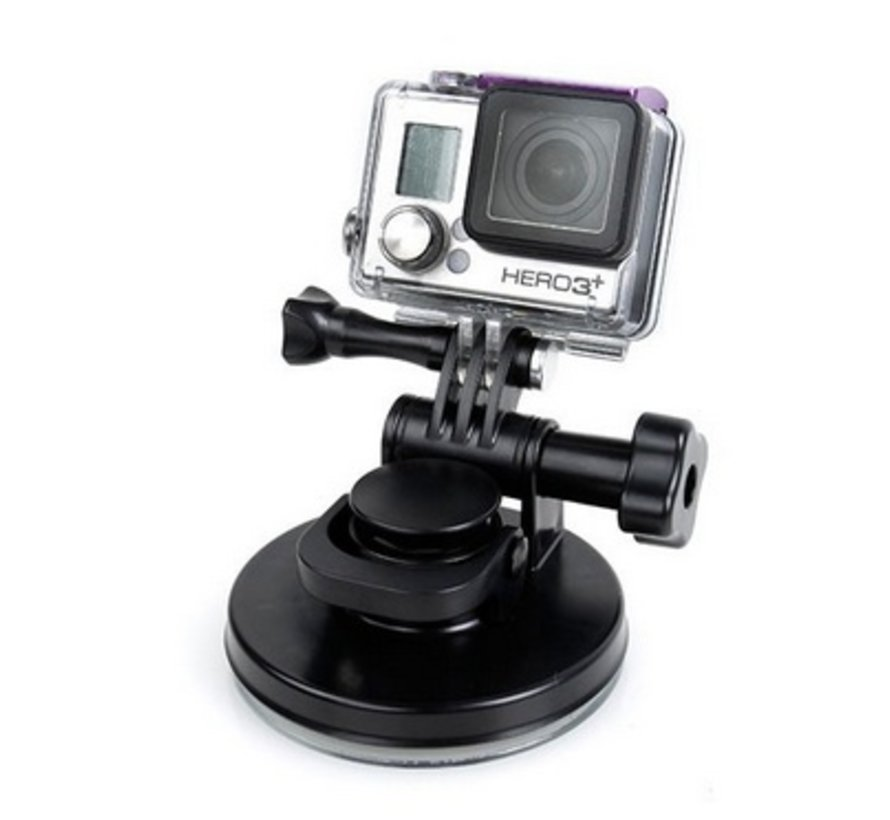 Ultra Sterke 4in1 Suction Cup voor GoPro