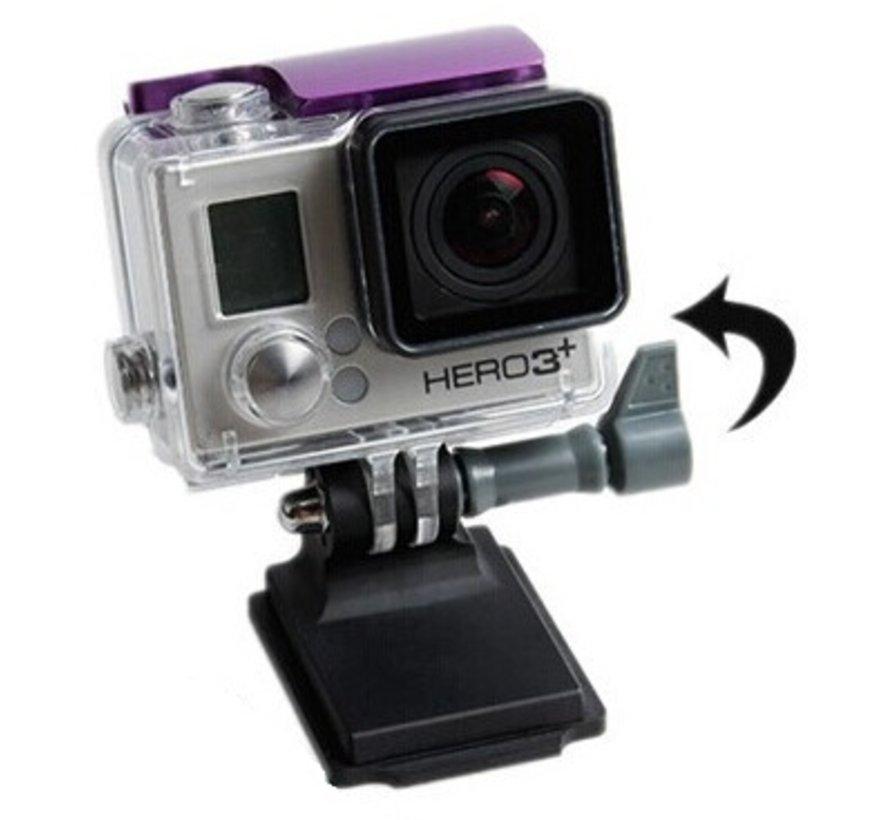 Hi-Torque Schroef voor GoPro en andere sportcams (Set van 2 stuks)