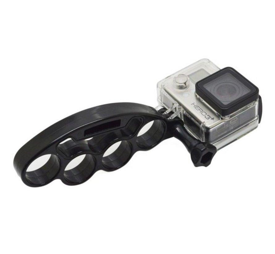 Beugel Grip voor GoPro en andere sportcams