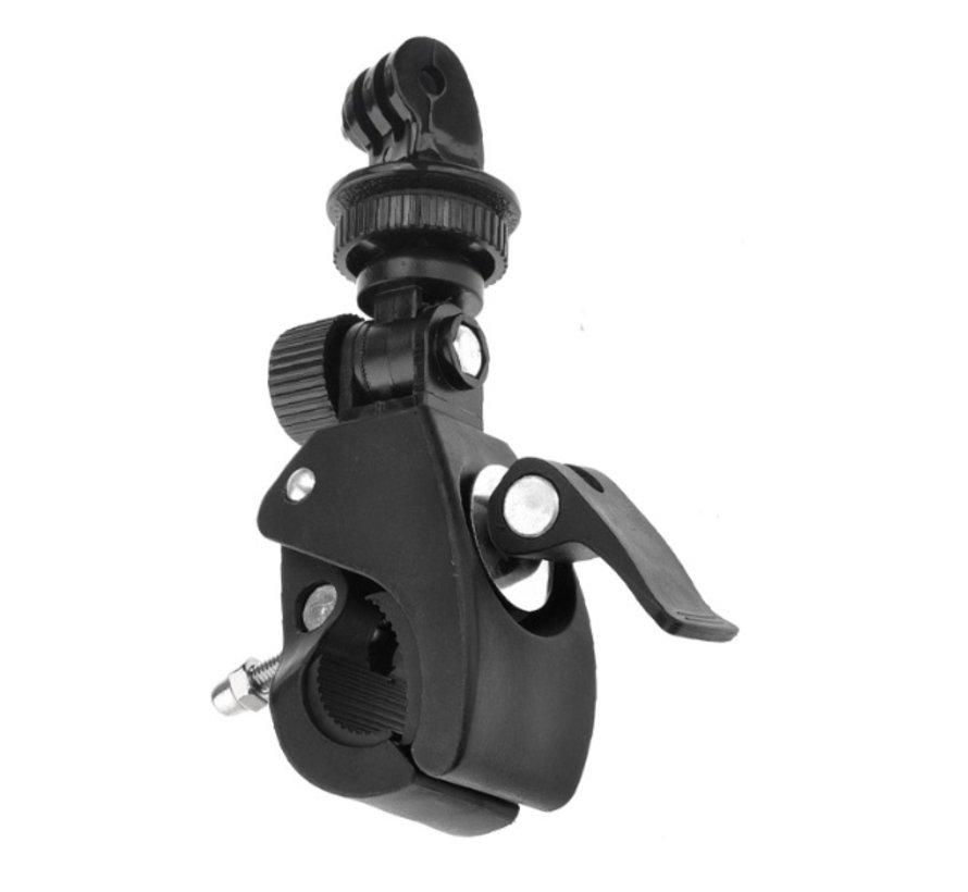 Roll Bar Clamp voor GoPro en andere sportcams