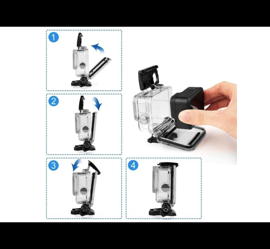 Waterdichte Behuizing voor GoPro Hero 8