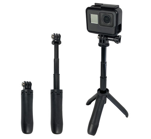 Mini Statief en Tripod - 2in1