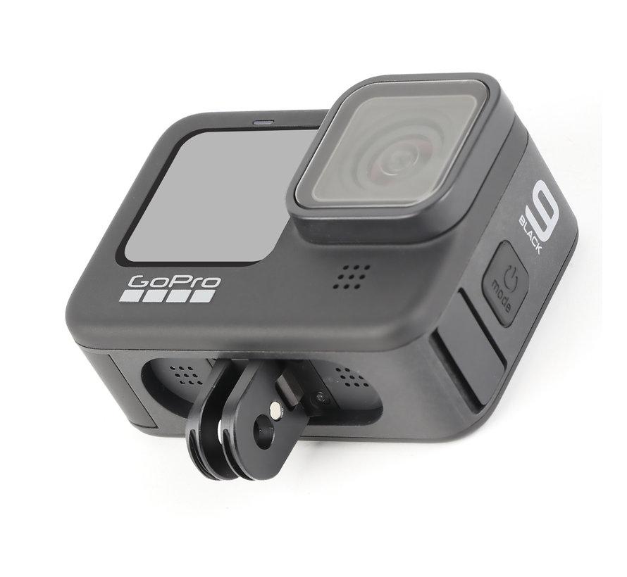 Aluminium Adapter voor GoPro Hero 8 en 9