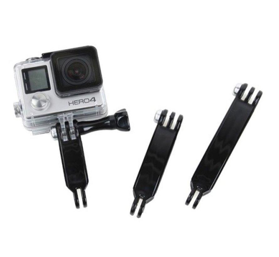 Arm Extensions voor GoPro en andere Sportcams