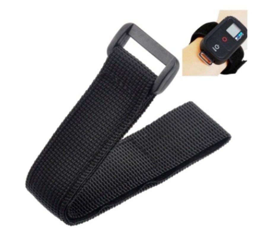 Remote Strap met Klittenband voor GoPro Wifi of Smart remote
