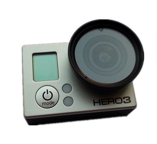 UV Filter voor GoPro Hero 3, 3+ en 4