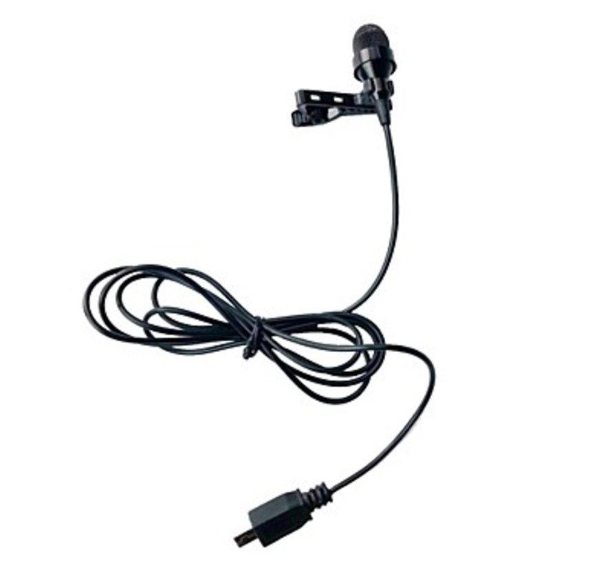 Microfoon voor GoPro Hero 3, 3+ en 4