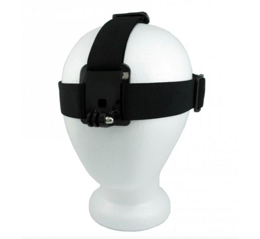 Head Strap Mount voor GoPro en andere Sportcams