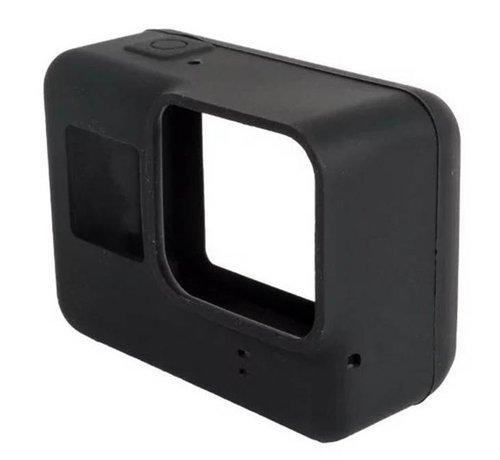 Silicone Case en lens cap voor de GoPro Hero 5 en 6