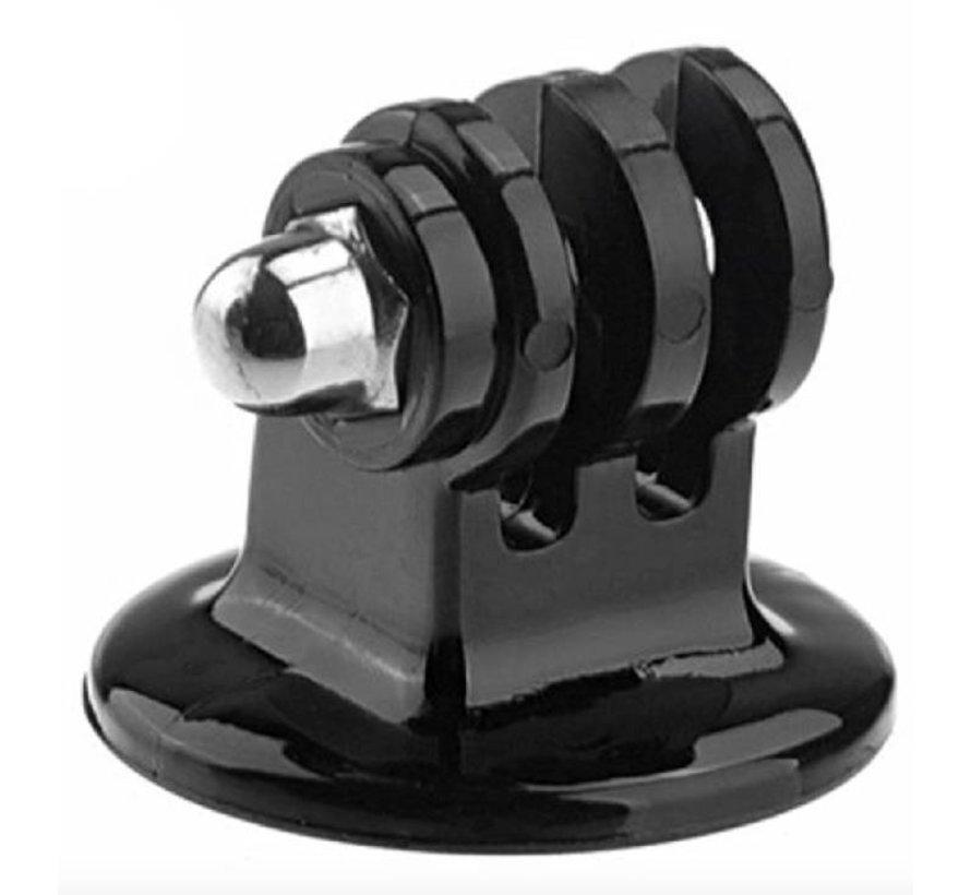 Tripod en Monopod Adapter mount voor GoPro en meer sport cameras