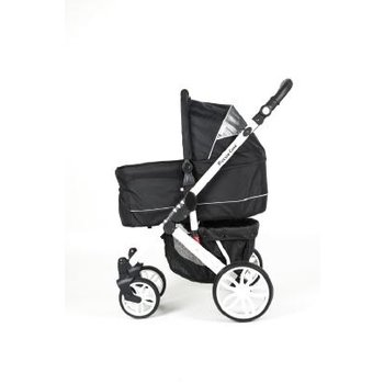 Hundebuggy Piccolo Cane Tanto 2 geeignet bis 40kg