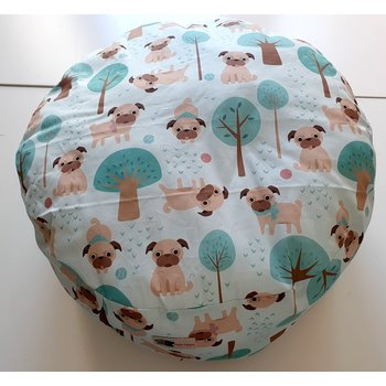 Mops Limited Edition Pouf Mopstraum S